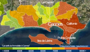 CANNES REAL ESTATE MARKET IN 2015