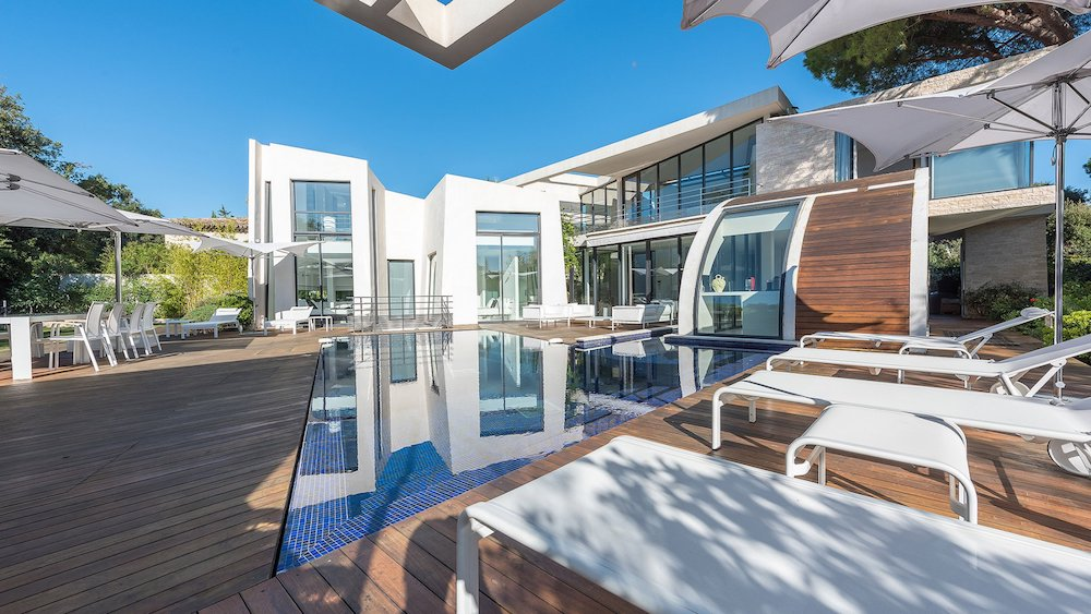 Exceptional Contemporary Property Ramatuelle