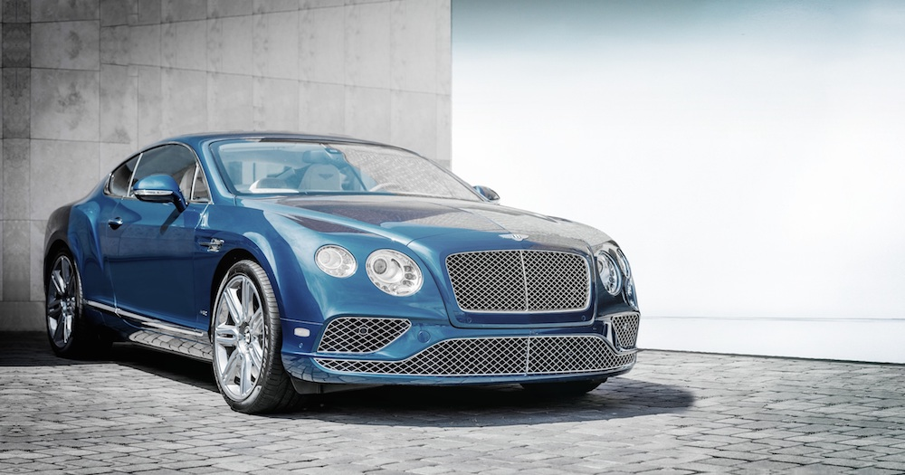 Buying a Supercar in France - Bentley
