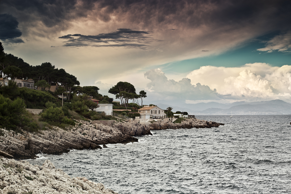 Captivating Cap d'Antibes