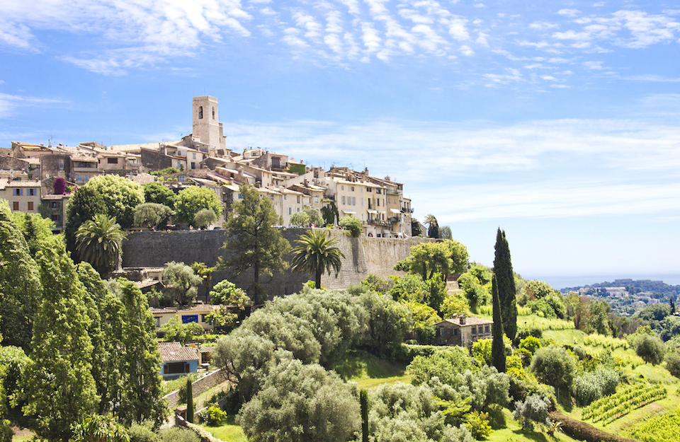 Gastronomic Restaurants on the French Riviera - St Paul de Vence