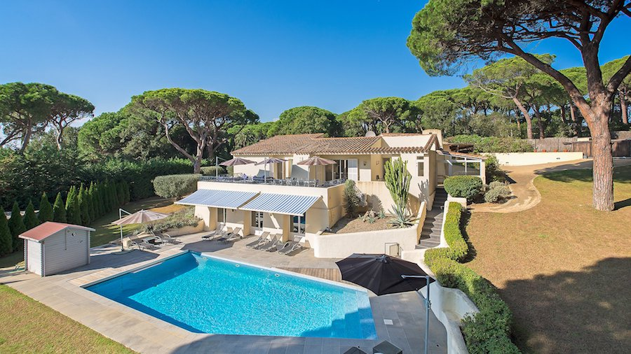 Beautiful Provencal House Saint Tropez