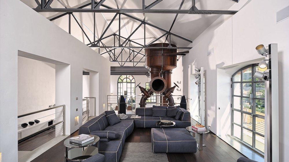 Interior Design Villefranche
