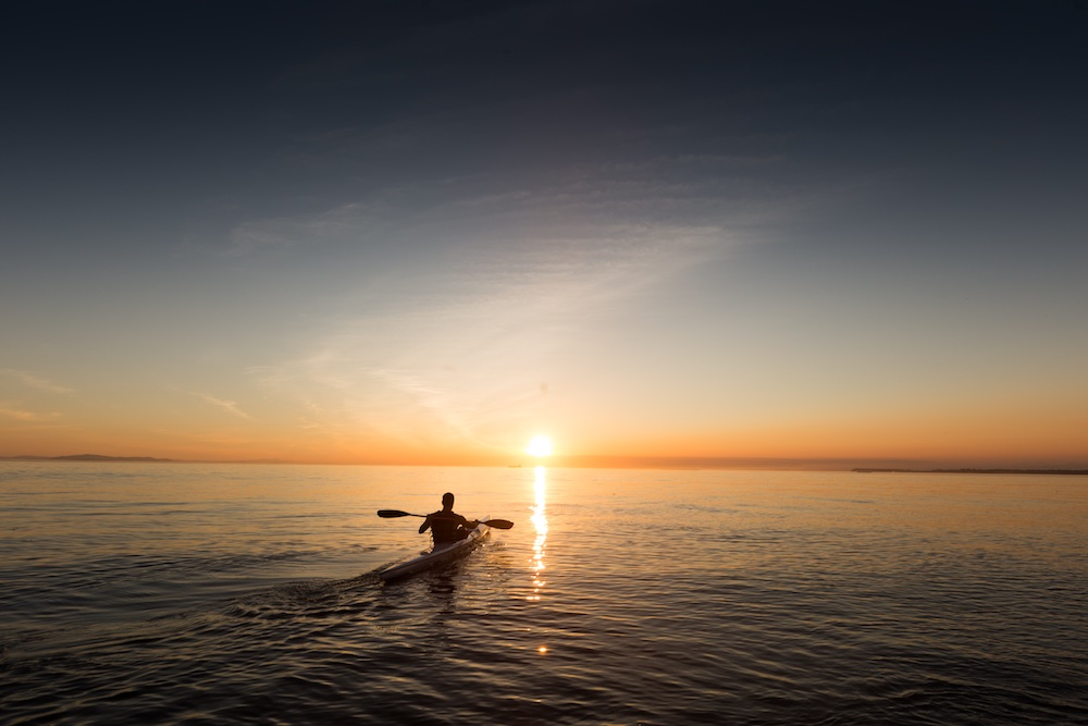 Kayak Côte d'Azur