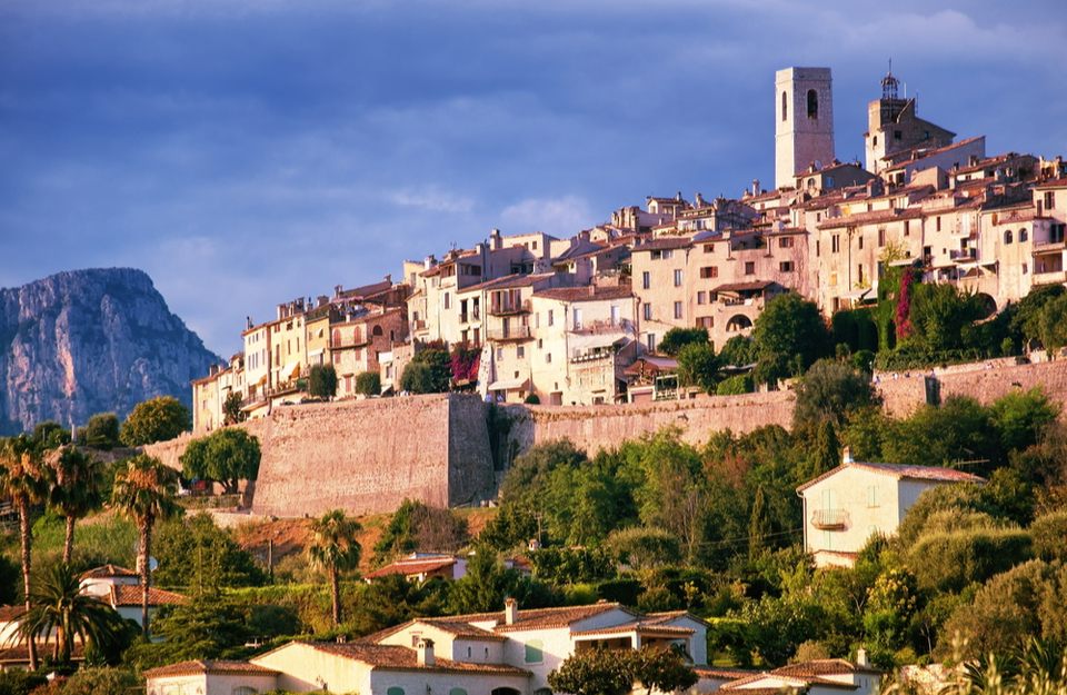 Medieval magic at St Paul de Vence