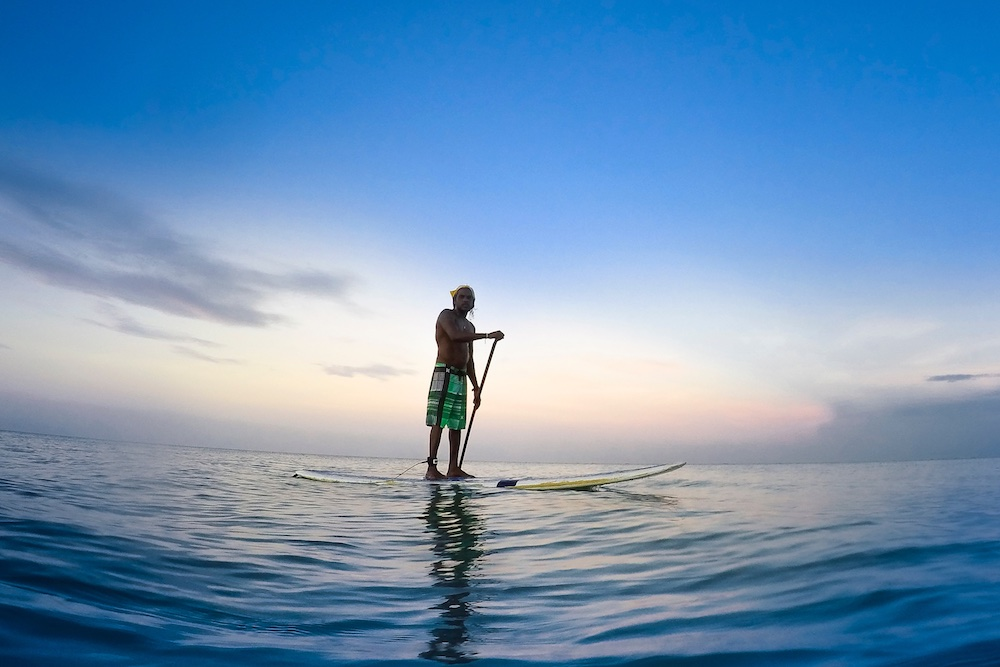Paddle Boarding French Riviera