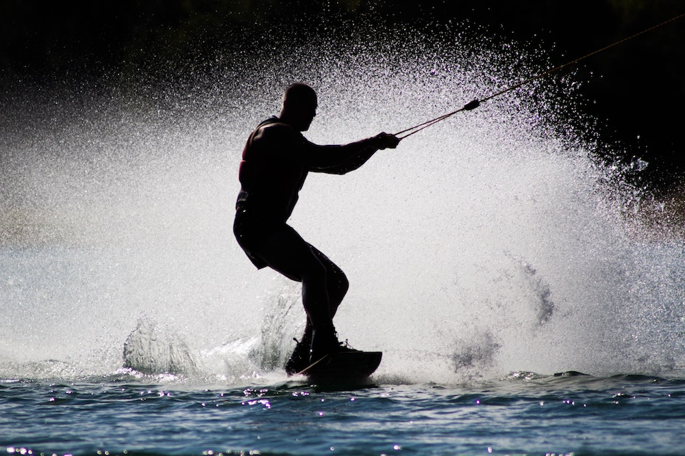Wake Boarding French Riviera