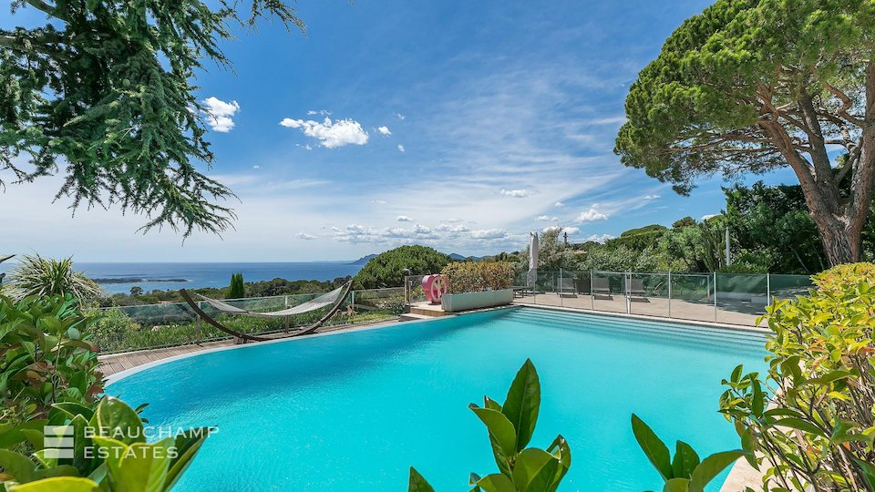 Villa in Cannes With Private Swimming Pool