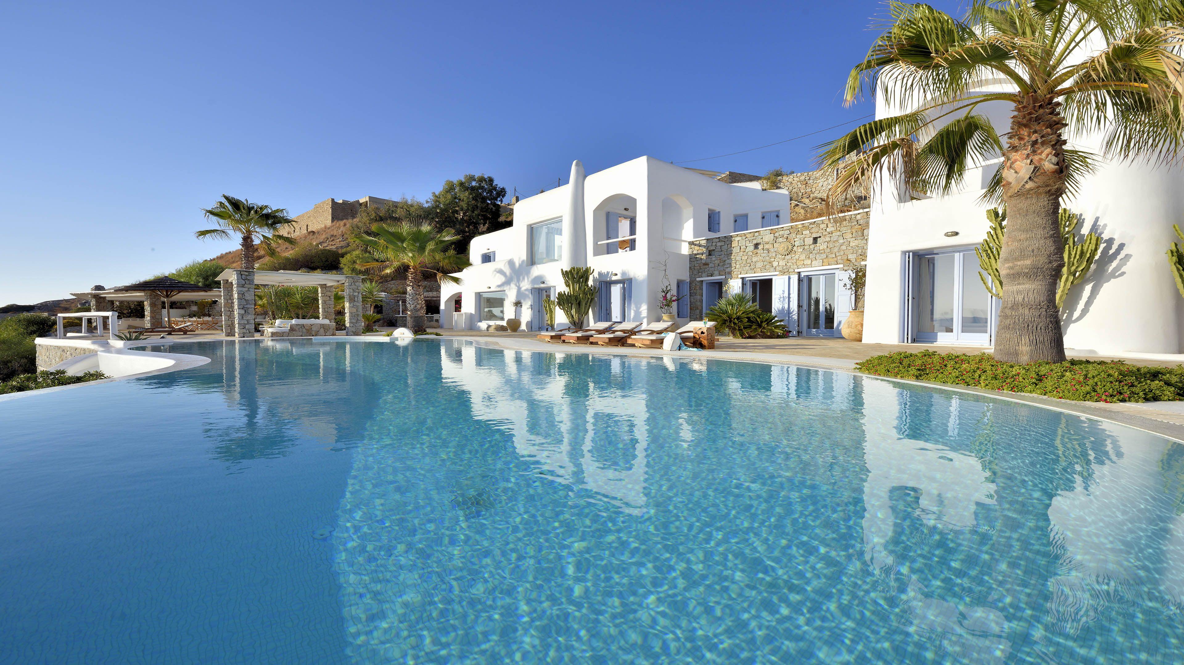 Mykonos, Luxury Villa, Villa, Greece, Villa Seagull