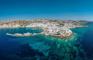 Island Life: The Cyclades and magic of Mykonos