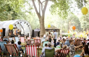 Village Life: The Annual Marylebone Summer Fayre and Festival