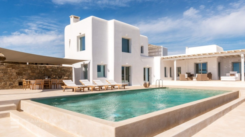 Mykonos, Luxury Villa, Villa Lydia, Greece