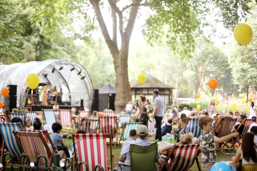 Marylebone, Summer Festival, English Summer,