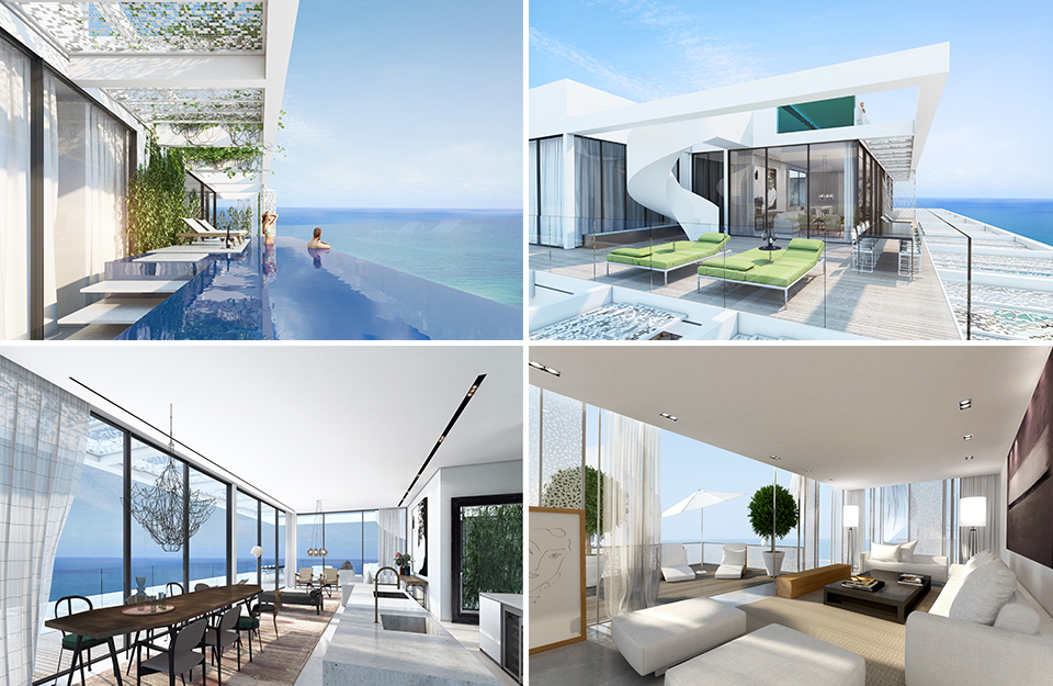 Port Tel Aviv, Development, Israel, Ilan Pivko, Luxury property, Sea front,