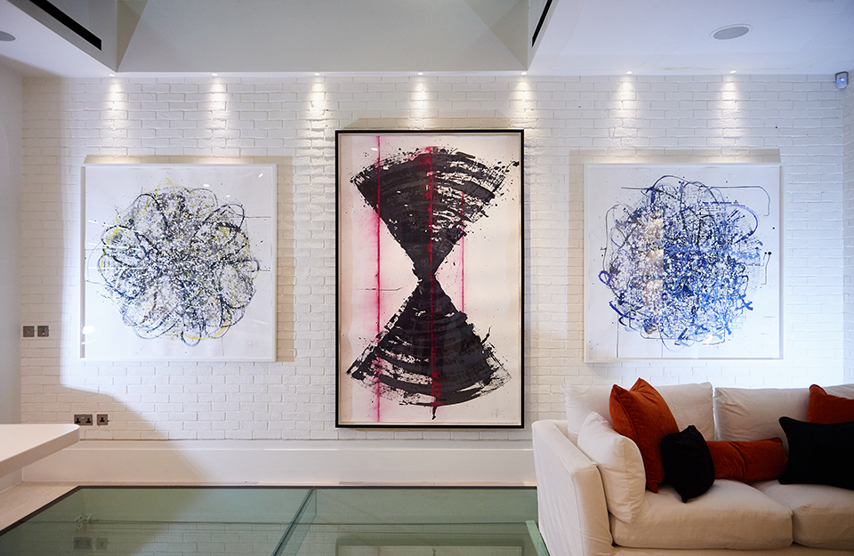 Worlds Collide: Luxury Property & Contemporary Art