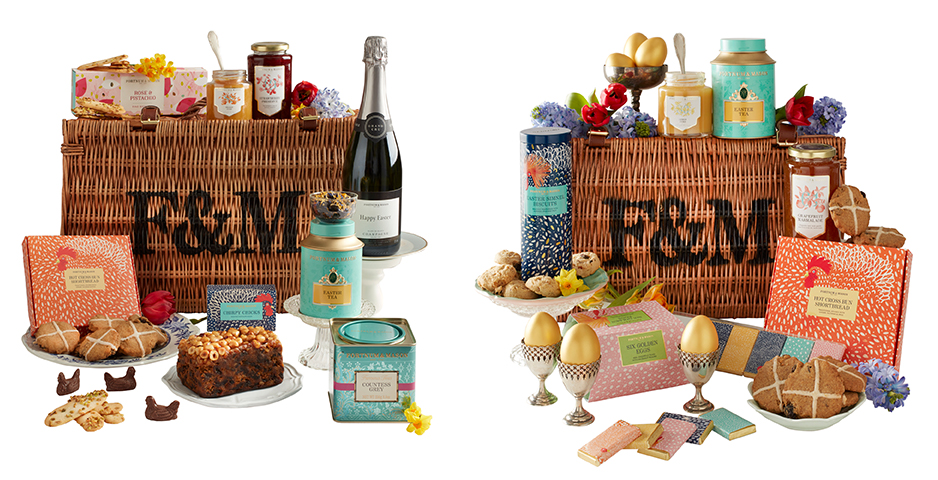 Fortnum & Mason, The Extraordinary Easter Hamper, The Easter Basket , Easter, Easter Holidays, Chocolate