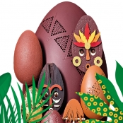 Le Maison Du Chocolat, Cannes, France, French Chocolate, Easter, Easter Holidays