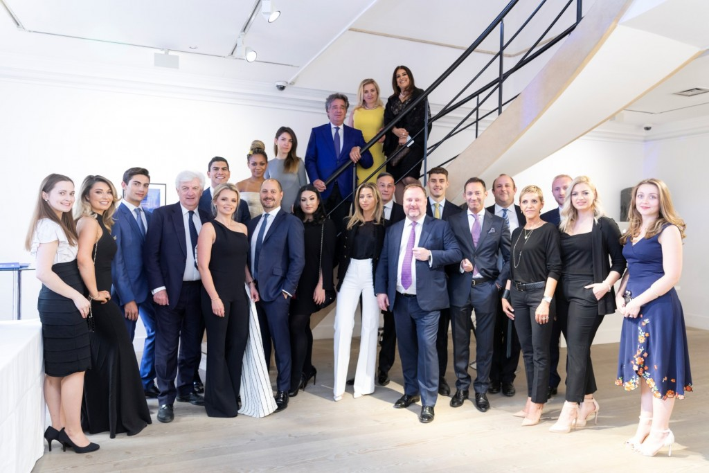 Beauchamp Estates Mayfair, Marylebone, St John's Wood and Mykonos Teams