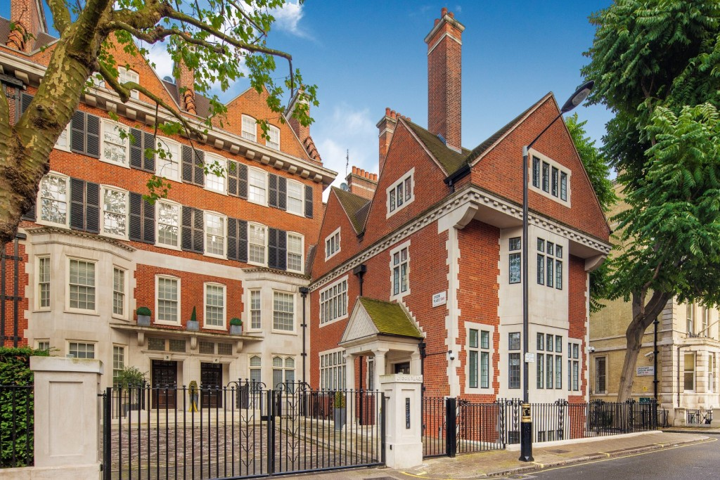 Lygon Place, Belgravia, SW1. £22,500,000. Click here for more details.