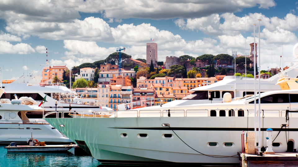 Luxury Cannes Accommodation Rentals