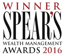 Spear's Wealth Management Awards 2016